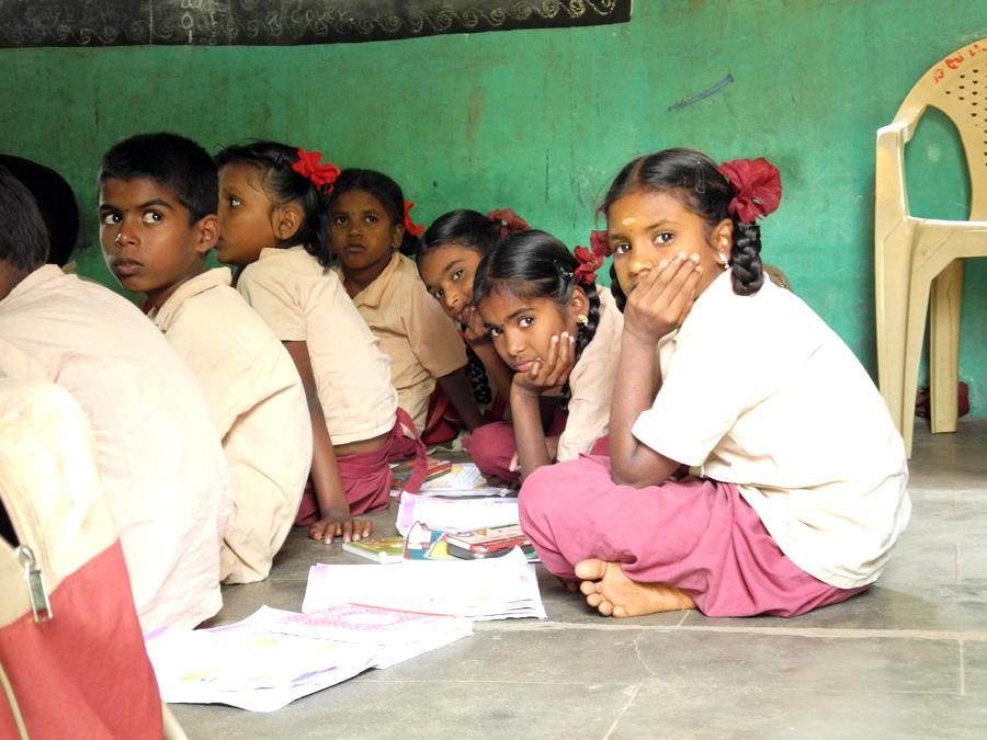 Assefa e i progetti scolastici